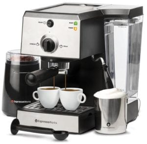 Espresso Works All-in-One Espresso Machine Review