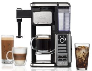 Ninja CF112 Coffee Bar System Review