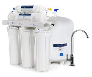 Olympia Water Systems OROS-50 5-Stage Reverse Water Filtration System Review