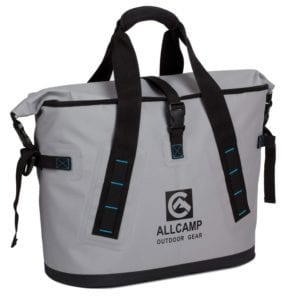 ALLCAMP 26 Quart Ice Hopper Cooler Review