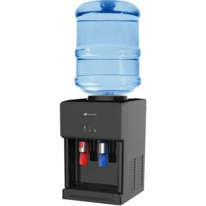 Avalon Premium Hot and Cold Top Loading Countertop Water Cooler Dispenser with Child Safety Lock Review