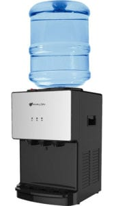 Avalon Premium Hot Cold Top Loading Countertop Water Cooler Dispenser with Child Safety Lock Review