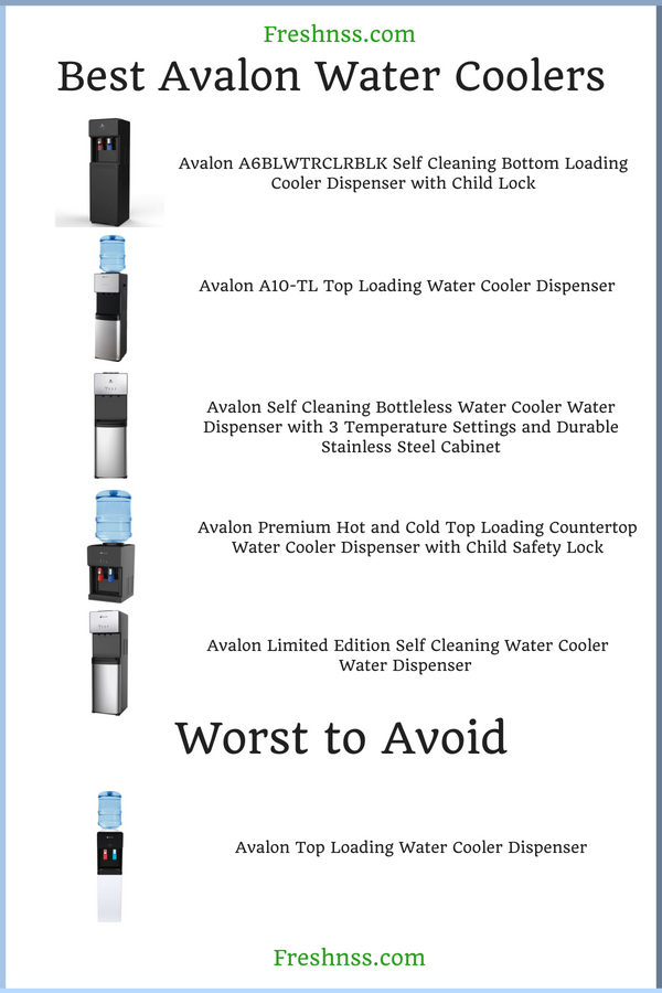Best Avalon Water Coolers