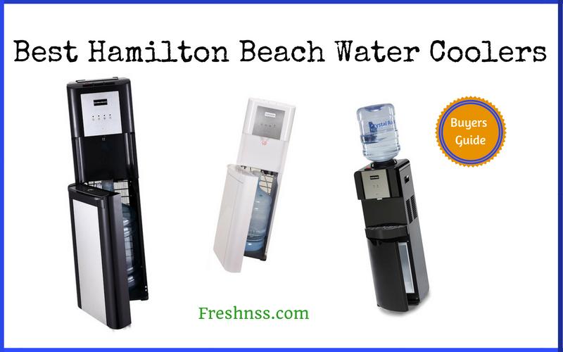 Best Hamilton Beach Water Cooler Reviews (2020 Buyers Guide)