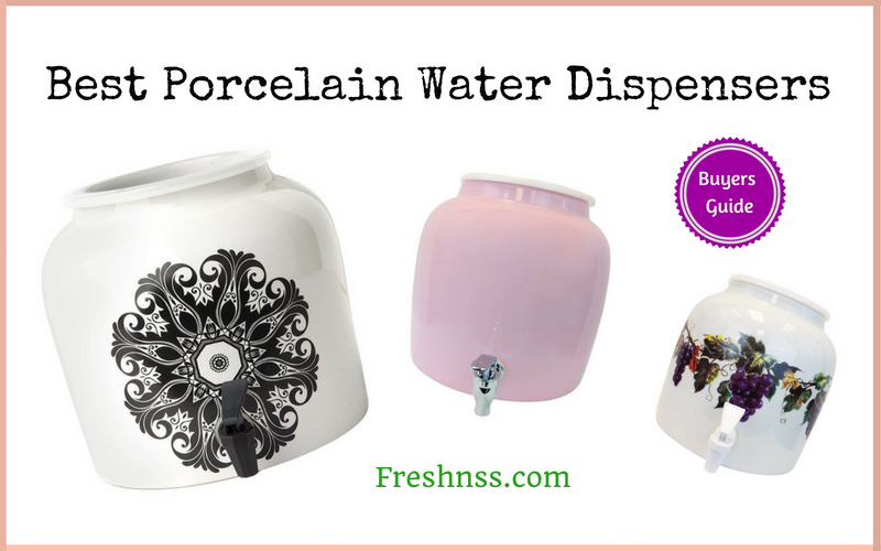 Best Porcelain Water Dispensers of 2019