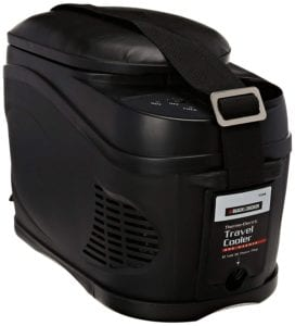 BLACK+DECKER TC204B Portable 12V DC Travel Cooler Warmer Review