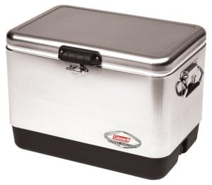 Coleman 54-Quart Steel-Belted Cooler Review