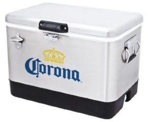 Corona Stainless Steel Beer Cooler Review