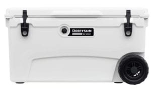 Driftsun 70 Quart Wheeled Ice Chest Review