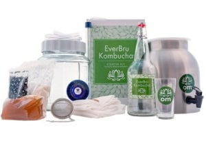 Everbru Kombucha Brewing Starter Kit by Northern Brewer Review