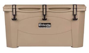 Grizzly 75 Quart Cooler Review