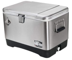 Igloo Products Corporation 00044669 Stainless Steel Cooler Review