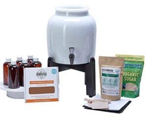 Kombucha Brewing Starter Kit by Get Kombucha Review