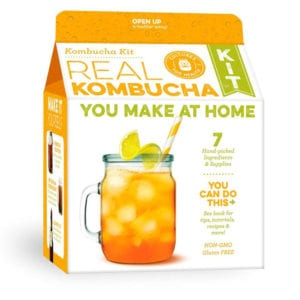 Kombucha Starter Kit by Cultures For Health Review