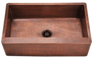 MR Direct 913 Single Bowl Copper Apron Sink Review