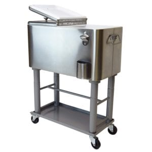 Oakland Living AZ91008-60-S Stainless Steel 15 Gallon Cart Outdoor Cooler Review