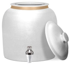 Organize Brio Polished Porcelain Ceramic Water Dispenser Review