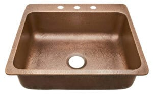 Sinkology SK102-25AC Rosa Drop 3-Hole Kitchen Sink Review