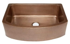 Sinkology SK304-33B Ernst Farmhouse Apron Handmade Pur Bow Front Single Bowl Sink Review