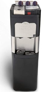 Whirlpool Commercial Single Serve Coffee Maker and Bottom Loading Water Cooler Review