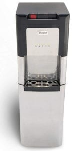 Whirlpool Self Cleaning Hot and Cold Stainless Bottom Loading Water Cooler Review