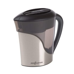 ZeroWater Pitcher with Free Water Quality Meter, BPA-Free Review