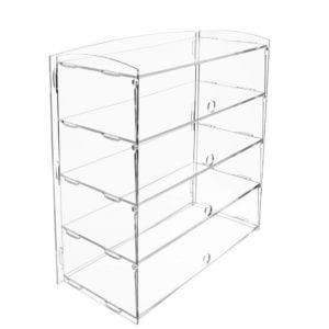 Acrylic Cupcake Display Cabinet by Display4top Review