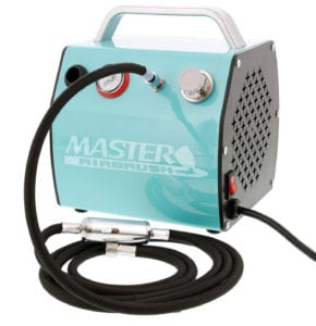 Bakery Airbrush Cake Kit by Master Airbrush Review