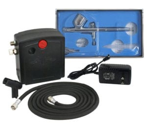 BBBuy Multi-Purpose Mini Airbrush Air Compressor Kit Review