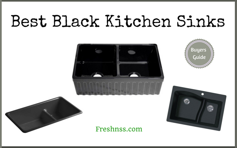 Best Black Kitchen Sinks Reviews of 2019
