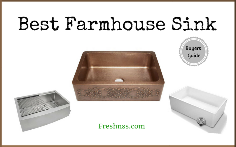 Best Farmhouse Sink Reviews of 2018