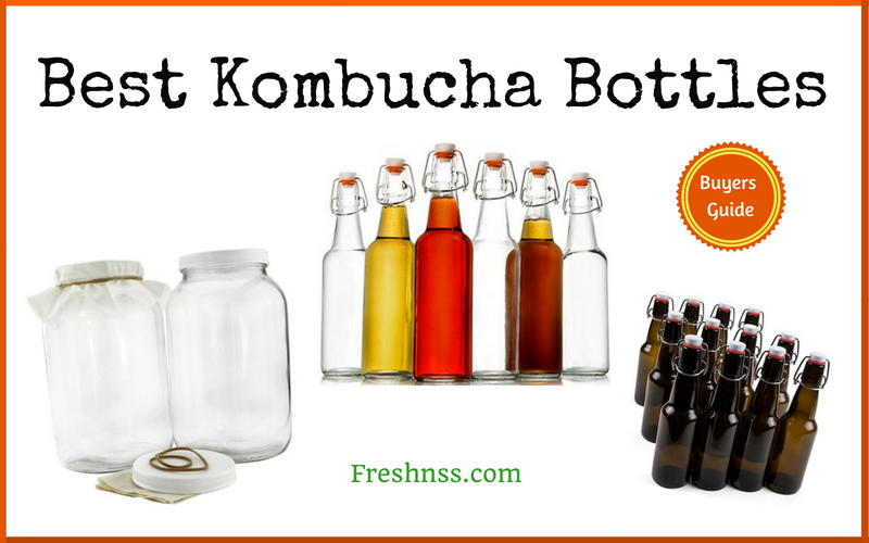 Best Kombucha Bottles of 2019