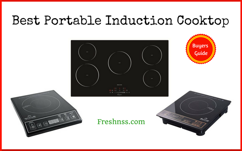 Best Portable Induction Cooktop Reviews Of 2019