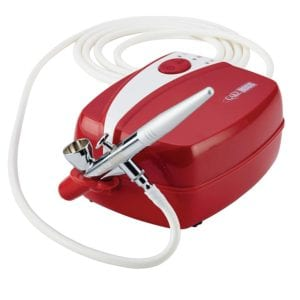 Cake Boss Decorating Tools Red Food Airbrushing Kit Review