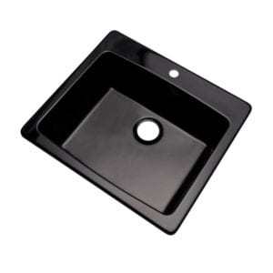 Dekor Sinks Bridgewood Composite Granite Single Bowl Sink Review