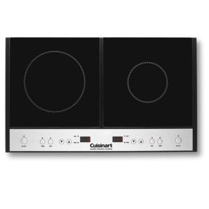 Double Induction Cooktop by Cuisinart Review