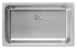 Elkay Lustertone Single Bowl Undermount Stainless Steel Kitchen Sink with Perfect Drain Review