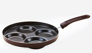 Four Holes Non Stick Fried Egg Pan 24CM by Luxrmoon Review