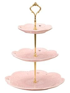 Jusalpha 3-Tier Porcelain Cupcake Stand by Jusalpha Review
