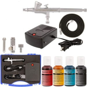 Master Airbrush Complete Airbrush Cake Decorating Kit Review