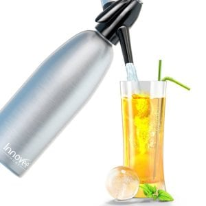 Soda Siphon Ultimate Soda Maker by Innovee Home Review