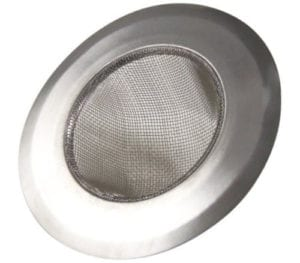 Stainless Steel Kitchen Sink Strainer Set of 2 by Happy Sales Review