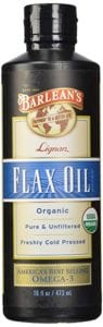 Barleans Organic Lignan Flax Oil Review