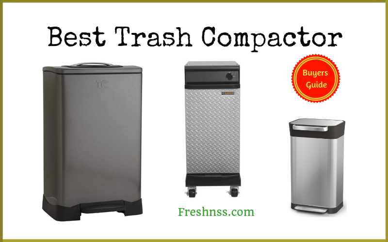 Best Garbage Disposal 2020.7 Best Trash Compactor Plus 2 To Avoid 2020 Buyers Guide