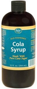 Caffeine Free Non-Carbonated Cola Syrup with Pure Cane Sugar Review