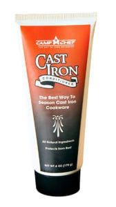 Camp Chef Cast Iron Conditioner Review