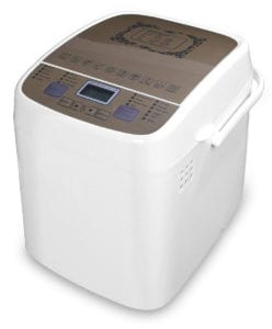 COSVII Programmable Bread Machine with Gluten-Free Setting Review