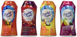 Crystal Light Liquid Variety Drink Mix