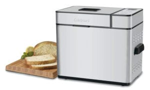 Cuisinart CBK-100 2-Pound Programmable Bread Maker Review