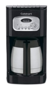 Cuisinart Classic 10 Cup Thermal Programmable Coffeemaker Review
